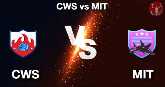 CWS vs MIT Baseball Matcch Previews