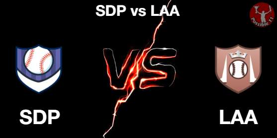 SDP vs LAA Baseball Matcch Previews
