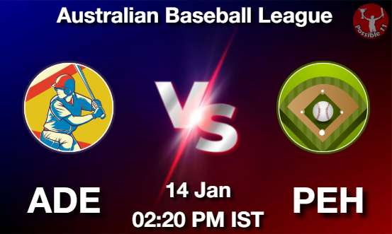 ADE vs PEH Baseball Matcch Previews