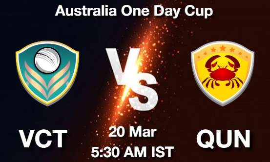 VCT vs QUN Dream11 Prediction