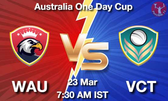 WAU vs VCT Cricket Match Previews