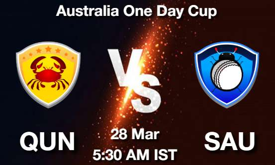 QUN vs SAU Dream11 Prediction