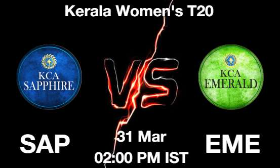 SAP vs EME Dream11 Prediction