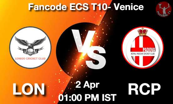 LON vs RCP Cricket Matcch Previews
