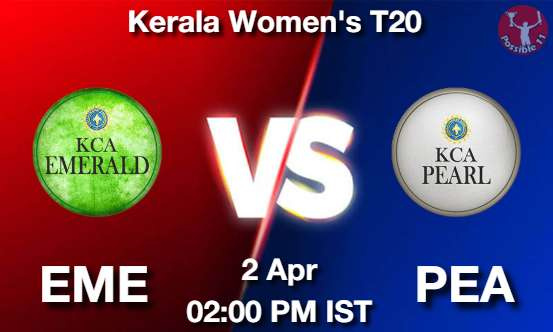 EME vs PEA Dream11 Prediction