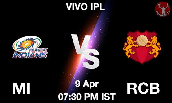 MI vs BLR Dream11 Prediction