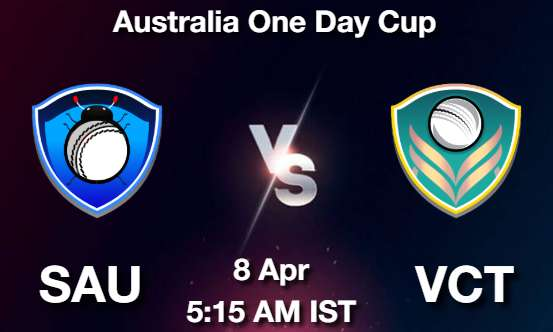 SAU vs VCT Dream11 Prediction
