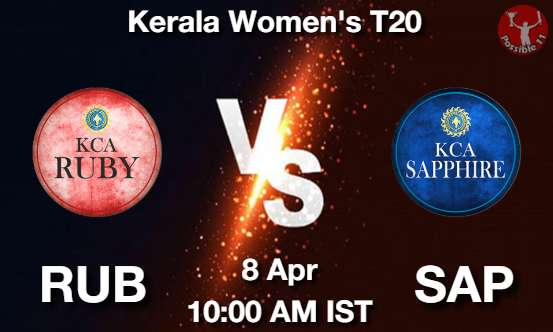 RUB vs SAP Dream11 Prediction