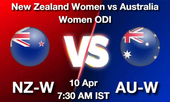 NZ-W vs AU-W Dream11 Prediction