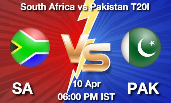 SA vs PAK Cricket Matcch Previews