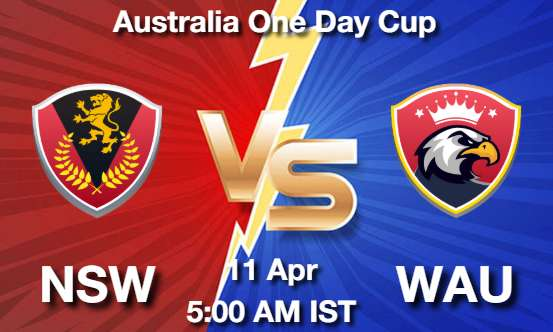 NSW vs WAU Dream11 Prediction