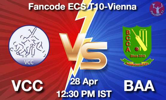 VCC vs BAA Dream11 Prediction