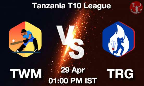 TWM vs TRG Dream11 Prediction