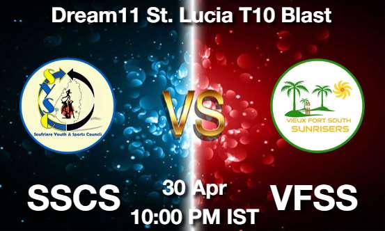 SSCS vs VFSS Dream11 Prediction