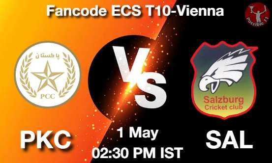 PKC vs SAL Cricket Match Previews