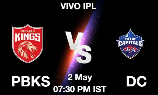PBKS vs DC Dream11 Prediction