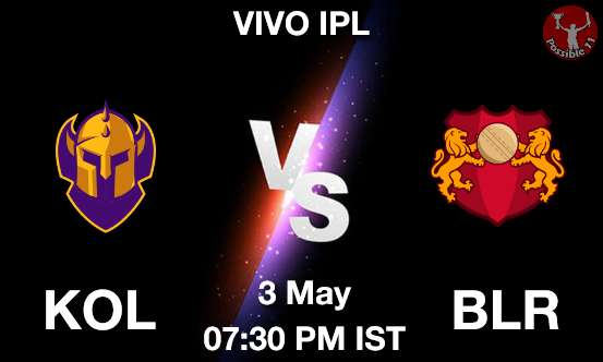 KOL vs BLR Dream11 Prediction