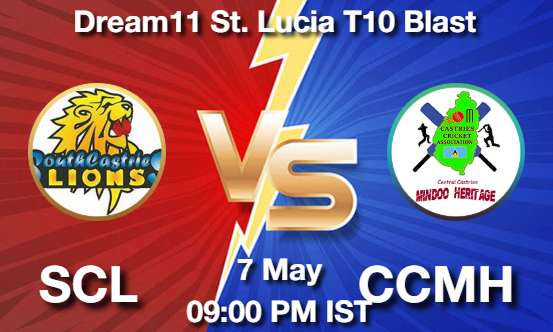 SCL vs CCMH Dream11 Prediction