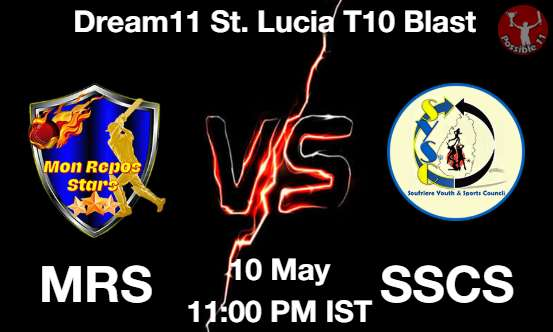 MRS vs SSCS Dream11 Prediction