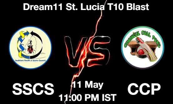 SSCS vs CCP Dream11 Prediction
