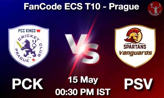 PCK vs PSV Dream11 Prediction