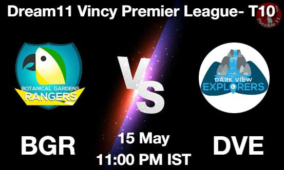 BGR vs DVE Dream11 Prediction