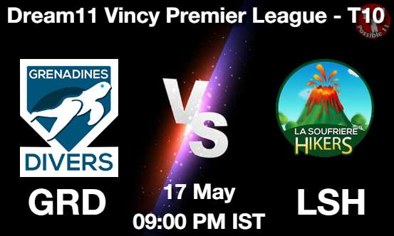 GRD vs LSH Dream11 Prediction