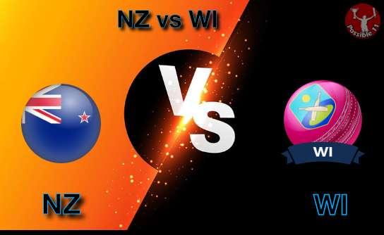 NZ vs WI Cricket Matcch Previews