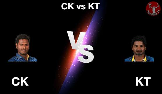 CK vs KT Cricket Matcch Previews
