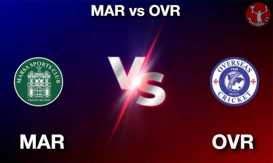 MAR vs OVR Cricket Matcch Previews