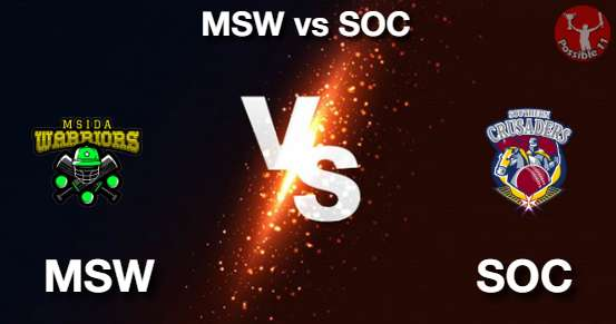 MSW vs SOC Cricket Matcch Previews