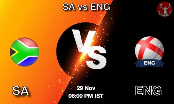 SA vs ENG Cricket Matcch Previews