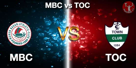MBC vs TOC Cricket Matcch Previews