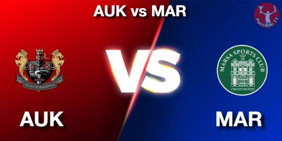 AUK vs MAR Cricket Matcch Previews