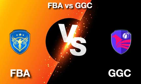 FBA vs GGC Cricket Matcch Previews