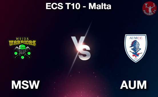 MSW vs AUM Dream11 Prediction