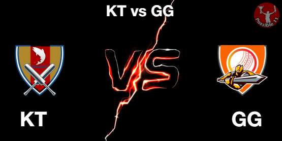 KT vs GG Dream11 Prediction