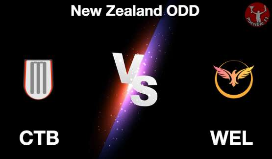 CTB vs WEL Dream11 Prediction