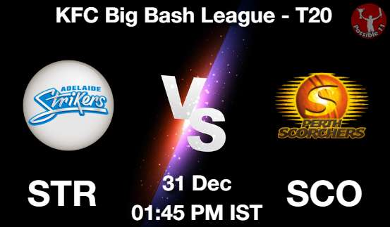STR vs SCO Dream11 Prediction