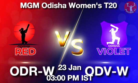 ODR-W vs ODV-W Cricket Matcch Previews