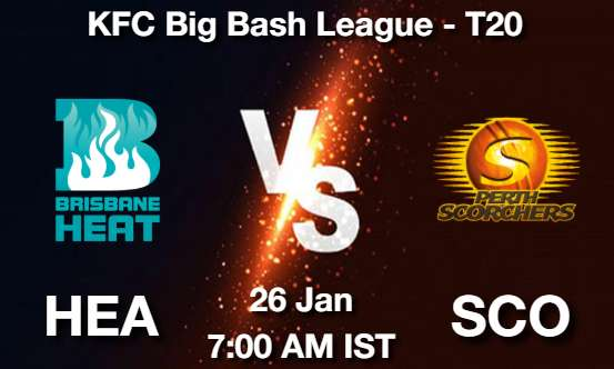 HEA vs SCO Dream11 Prediction
