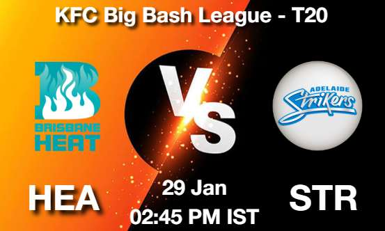 HEA vs STR Dream11 Prediction