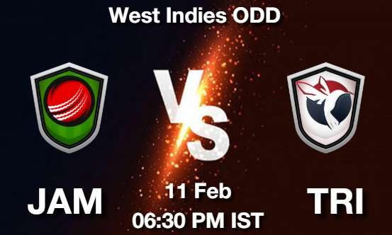 JAM vs TRI Dream11 Prediction