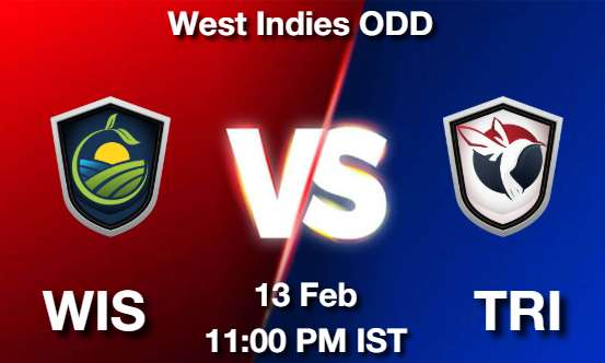 WIS vs TRI Dream11 Prediction