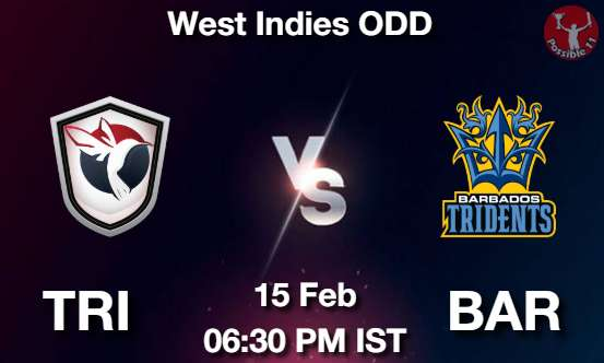 TRI vs BAR Dream11 Prediction