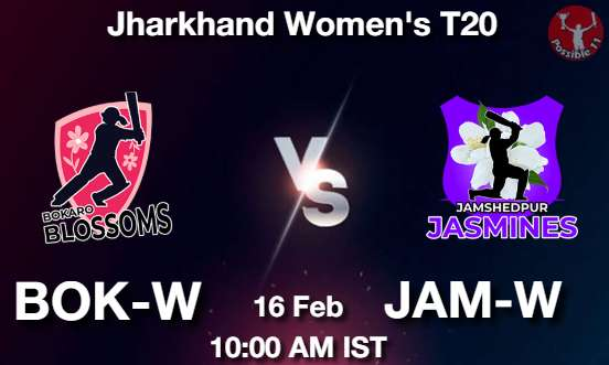 BOK-W vs JAM-W Dream11 Prediction