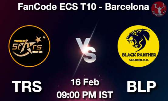 TRS vs BLP Dream11 Prediction