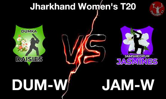 DUM-W vs JAM-W Dream11 Prediction