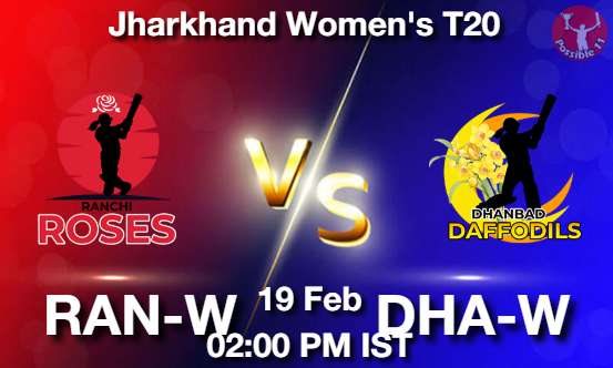 RAN-W vs DHA-W Dream11 Prediction
