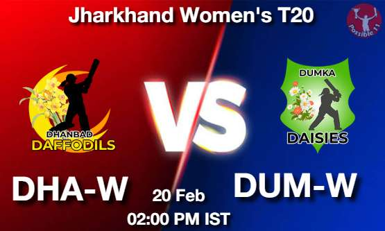 DHA-W vs DUM-W Dream11 Prediction